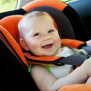 10 ways to prepare your car for a new baby