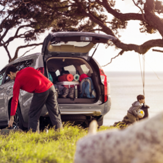 Packing your car for a 4WD adventure