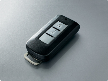 Smart key and one touch start