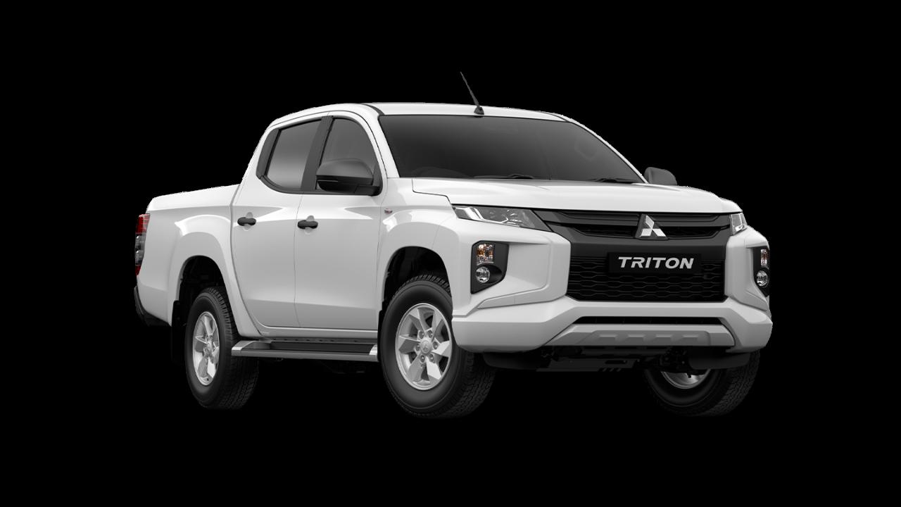 Triton Single Double Club Cab Ute Range Glx Glx Adas Mitsubishi Motors Australia Ltd